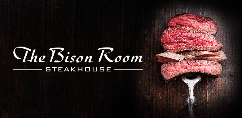 bison room steakhouse