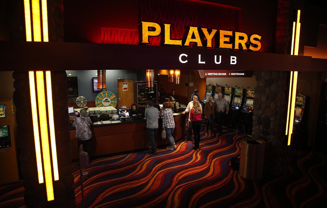 ND Casino Table Games   4 Bears Casino & Lodge