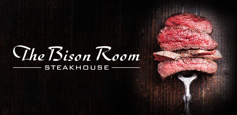 bison room steakhouse